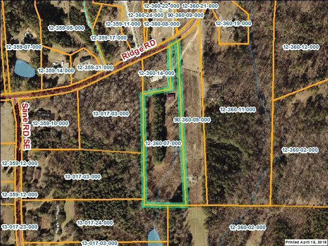 0 SE Ridge Rd, Dalton, GA 30721 (MLS #1270518) :: The Edrington Team