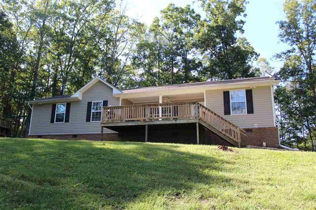 445 NW No Pone Valley Rd, Georgetown, TN 37336 (MLS #1270894) :: The Robinson Team