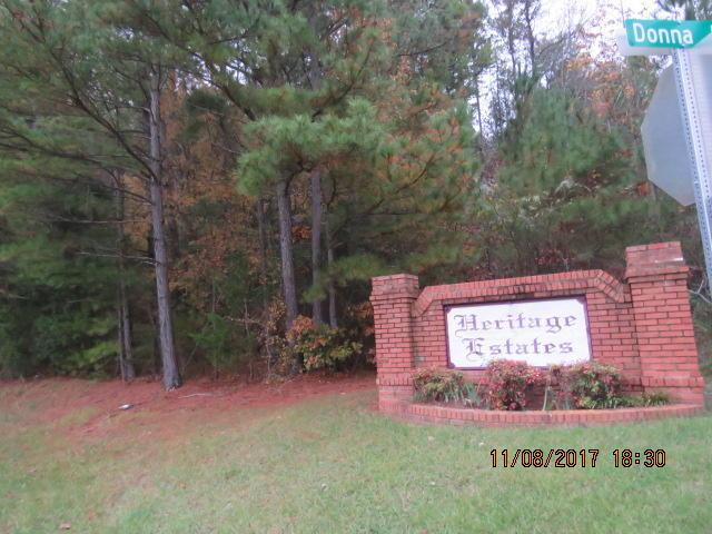 0 Heritage Estates Lot 70 #70, Ringgold, GA 30736 (MLS #1272689) :: The Robinson Team