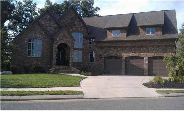 8345 Georgetown Bay Dr, Ooltewah, TN 37363 (MLS #1276389) :: Chattanooga Property Shop