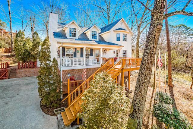 118 Mockingbird Ln, Ringgold, GA 30736 (MLS #1276580) :: Chattanooga Property Shop