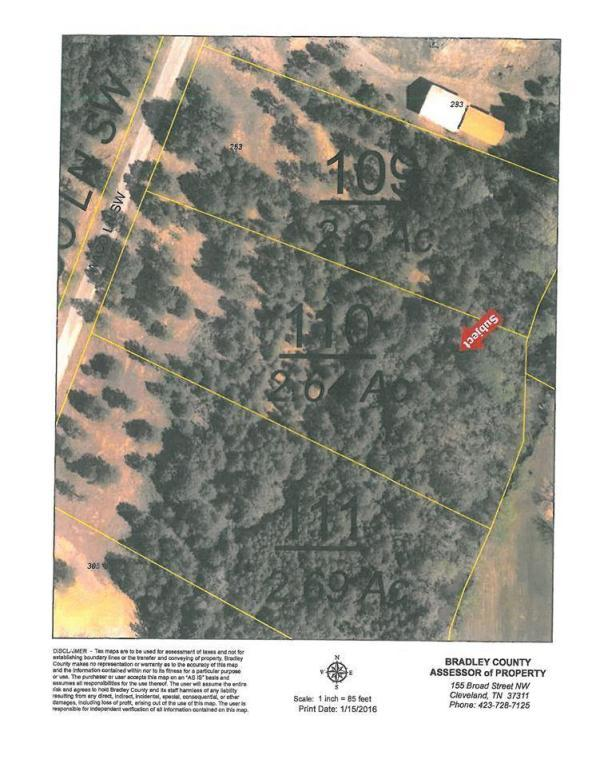 Lot 5 Waco Lane, Cleveland, TN 37311 (MLS #1277185) :: Keller Williams Realty | Barry and Diane Evans - The Evans Group