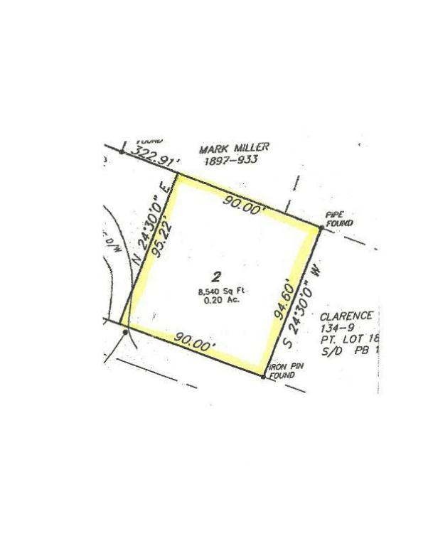 Lot 2 NW Lake St, Cleveland, TN 37312 (MLS #1278885) :: The Robinson Team