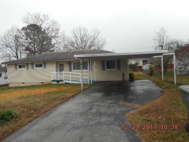 1706 Bagwell Ave, Hixson, TN 37343 (MLS #1279785) :: Chattanooga Property Shop