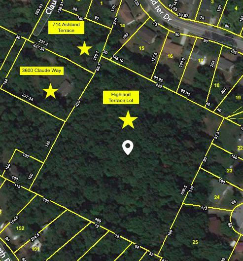 00 Highland Terrace Dr, Chattanooga, TN 37415 (MLS #1282396) :: Chattanooga Property Shop