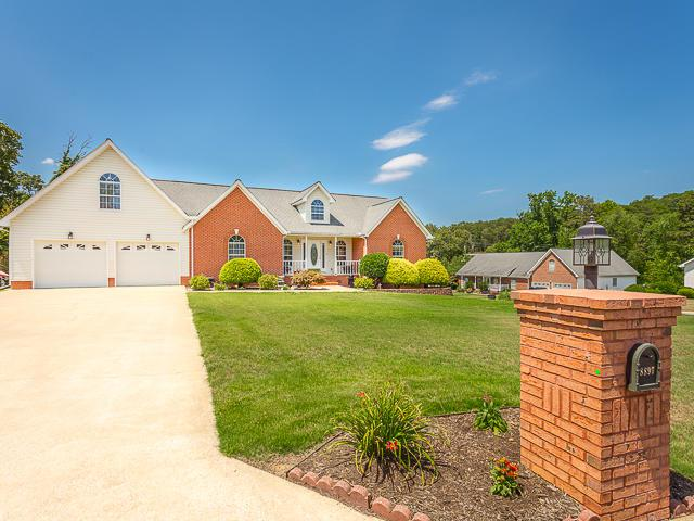 8897 River Cove Dr, Harrison, TN 37341 (MLS #1282428) :: The Robinson Team