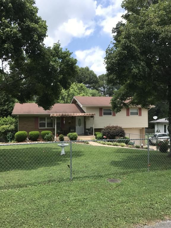 2407 Sunset Strip, Hixson, TN 37343 (MLS #1283114) :: Keller Williams Realty   Barry and Diane Evans - The Evans Group