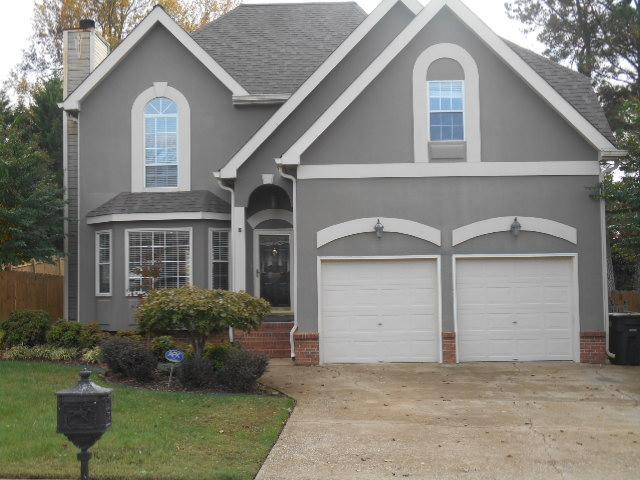 8710 Georgetown Trace Ln, Chattanooga, TN 37421 (MLS #1285742) :: Chattanooga Property Shop