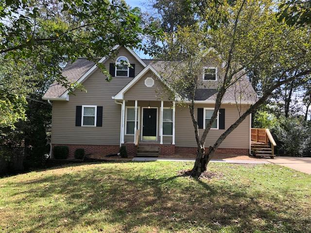 3932 Gibson Dr, Cleveland, TN 37312 (MLS #1289882) :: Chattanooga Property Shop