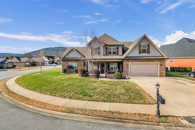 3793 Willow Lake Cir, Chattanooga, TN 37419 (MLS #1293716) :: The Jooma Team