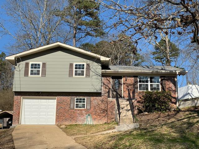 2525 Standifer Hills Drive Dr, Chattanooga, TN 37421 (MLS #1293924) :: Keller Williams Realty   Barry and Diane Evans - The Evans Group