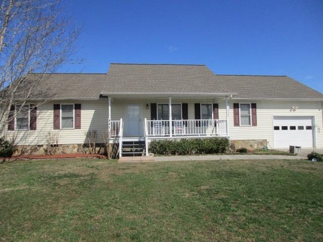 445 Pin Hook Rd, Spring City, TN 37381 (MLS #1295589) :: Keller Williams Realty | Barry and Diane Evans - The Evans Group