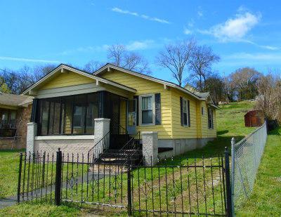 1205 Belmeade Ave, Chattanooga, TN 37412 (MLS #1296236) :: The Edrington Team