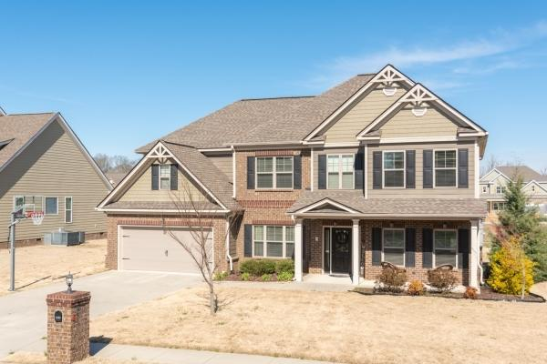 7363 Red Poppy Dr, Ooltewah, TN 37363 (MLS #1296288) :: Keller Williams Realty | Barry and Diane Evans - The Evans Group