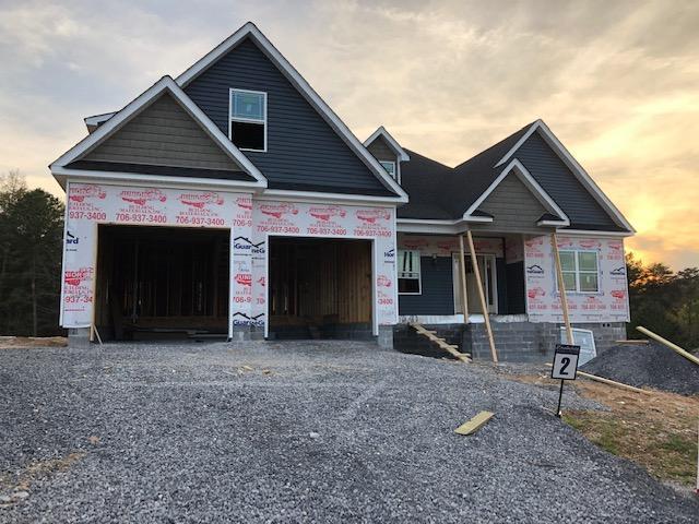 1157 Summercrest #2, Soddy Daisy, TN 37379 (MLS #1297607) :: Chattanooga Property Shop