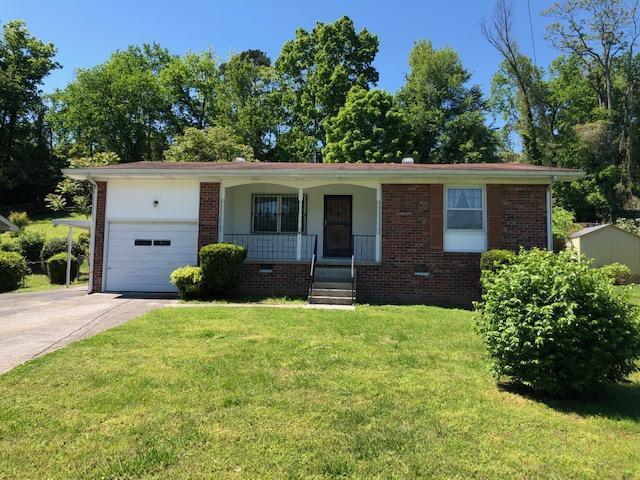 915 Sylvan Ave, Chattanooga, TN 37411 (MLS #1298473) :: The Edrington Team