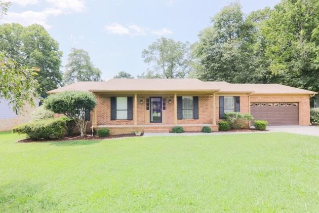 218 NW Shenandoah Ln, Cleveland, TN 37312 (MLS #1298502) :: Keller Williams Realty | Barry and Diane Evans - The Evans Group