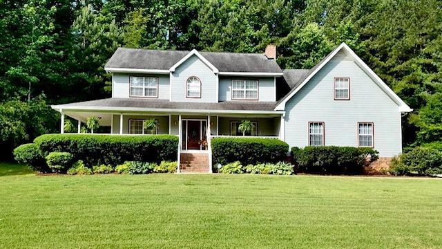 5020 Montcrest Dr, Chattanooga, TN 37416 (MLS #1304507) :: Chattanooga Property Shop