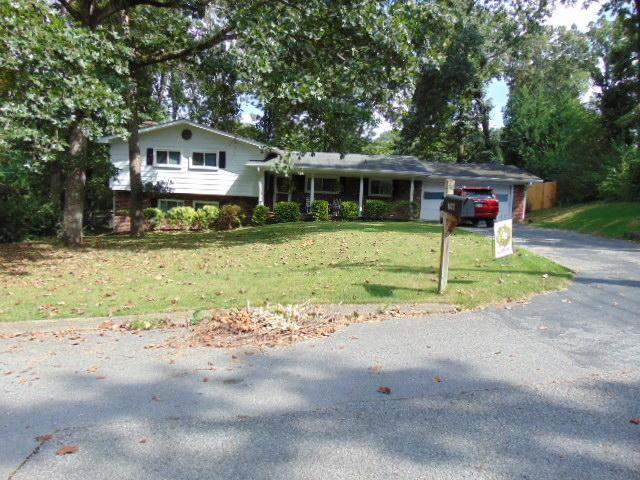 4620 Forest Ln, Hixson, TN 37343 (MLS #1304663) :: Chattanooga Property Shop