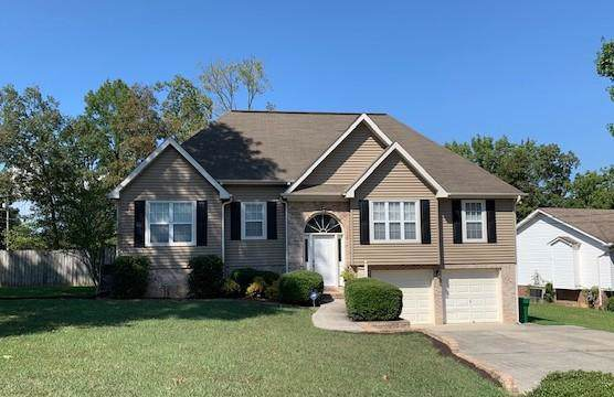 201 Primrose Ln, Fort Oglethorpe, GA 30742 (MLS #1306629) :: The Mark Hite Team