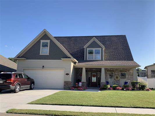 2629 NW Sweet Bay Cir #38, Cleveland, TN 37312 (MLS #1306721) :: Chattanooga Property Shop
