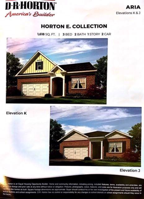 243 Huntley Meadows Dr #76, Rossville, GA 30741 (MLS #1308207) :: Chattanooga Property Shop