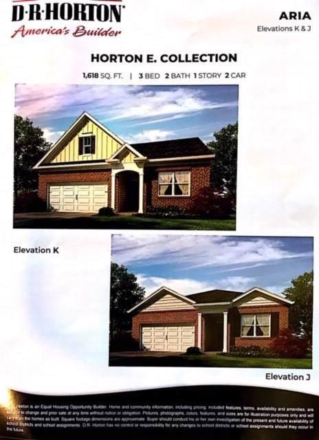 243 Huntley Meadows Dr #76, Rossville, GA 30741 (MLS #1308207) :: Grace Frank Group