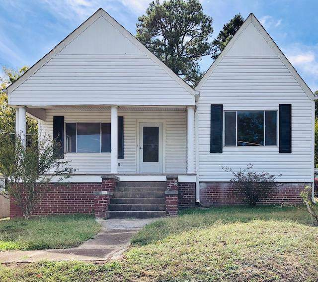 3804 Northview Ave #27, Chattanooga, TN 37412 (MLS #1308474) :: The Jooma Team