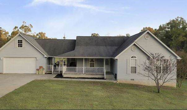 210 Curtis Rd, Tellico Plains, TN 37385 (MLS #1309336) :: Chattanooga Property Shop