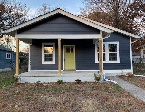 1909 E 12th St, Chattanooga, TN 37404 (MLS #1309918) :: Keller Williams Realty | Barry and Diane Evans - The Evans Group