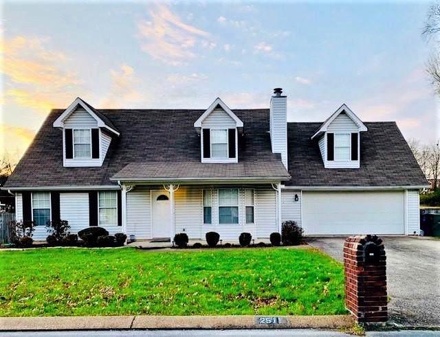 2511 Standifer Oaks Rd, Chattanooga, TN 37421 (MLS #1310374) :: The Weathers Team