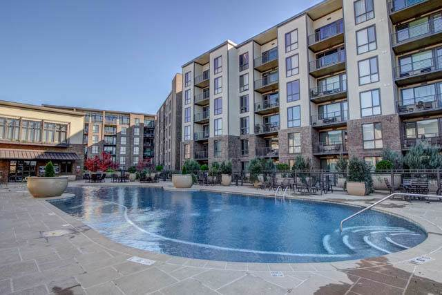 200 Manufacturers Rd Apt 401, Chattanooga, TN 37405 (MLS #1311451) :: Grace Frank Group