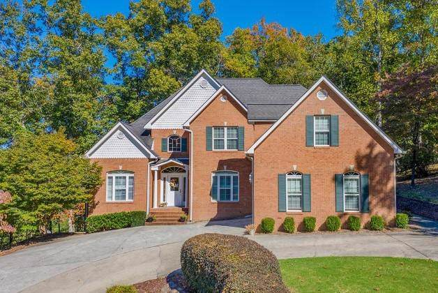 309 Clisby Austin Rd, Tunnel Hill, GA 30755 (MLS #1311908) :: Keller Williams Realty | Barry and Diane Evans - The Evans Group