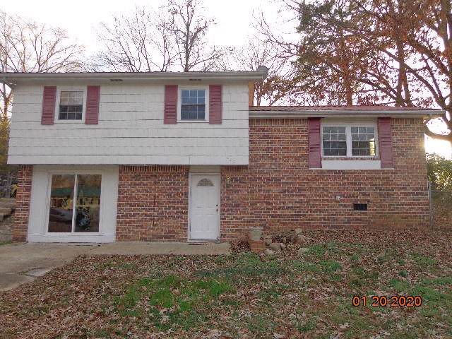 1620 N Chester Rd, Hixson, TN 37343 (MLS #1312126) :: The Weathers Team