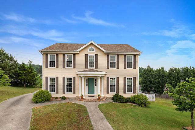 1501 Joshua Dr, Chattanooga, TN 37412 (MLS #1312507) :: Keller Williams Realty | Barry and Diane Evans - The Evans Group