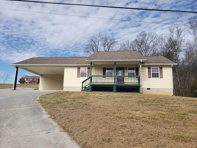 607 Earl Broady Rd, Evensville, TN 37332 (MLS #1312865) :: Grace Frank Group