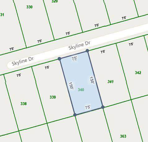 Lot 340 Skyline Ave #340, Dunlap, TN 37327 (MLS #1312897) :: 7 Bridges Group