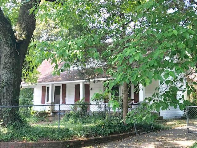 190 NW Congress St, Summerville, GA 30747 (MLS #1313409) :: Chattanooga Property Shop