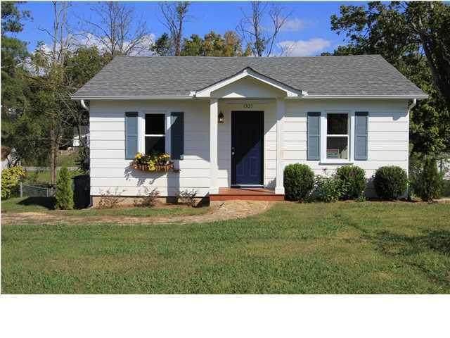 1505 Bagwell Ave, Hixson, TN 37343 (MLS #1315618) :: The Robinson Team
