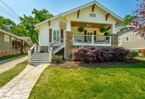 904 Young Ave, Chattanooga, TN 37405 (MLS #1316961) :: The Robinson Team