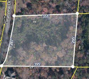 0 Clearview Dr, Ringgold, GA 30736 (MLS #1319772) :: Chattanooga Property Shop