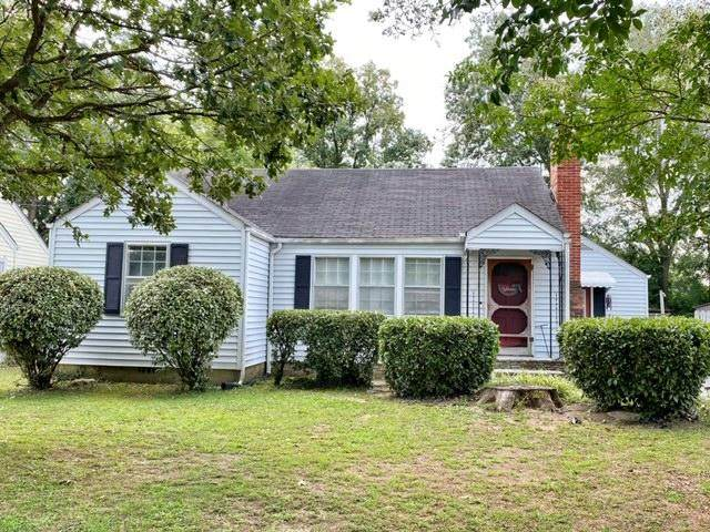 5330 Marion Ave, Chattanooga, TN 37412 (MLS #1322384) :: Keller Williams Realty | Barry and Diane Evans - The Evans Group