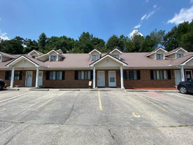 902 Cascade Dr Apt 5, Dalton, GA 30720 (MLS #1324511) :: The Weathers Team