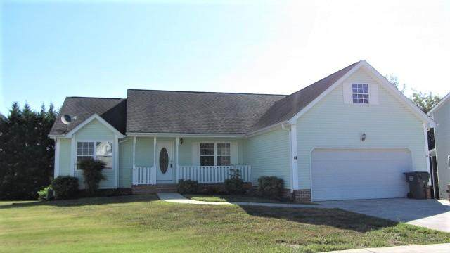 40 Bluff View Dr, Ringgold, GA 30736 (MLS #1324693) :: The Weathers Team