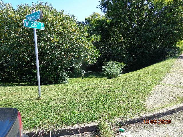 0 Williams St, Chattanooga, TN 37408 (MLS #1325369) :: Chattanooga Property Shop