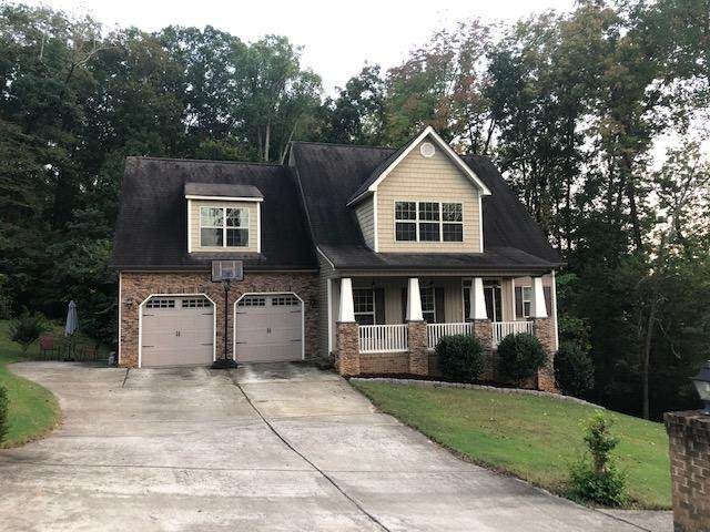 24 Lark Landing, Ringgold, GA 30736 (MLS #1325863) :: The Chattanooga's Finest | The Group Real Estate Brokerage