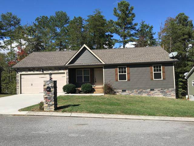 177 Cottage Crest Ct, Chickamauga, GA 30707 (MLS #1326762) :: The Hollis Group