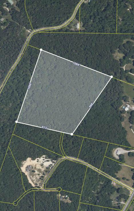 0 Miller Dr, Rising Fawn, GA 30738 (MLS #1326777) :: The Robinson Team