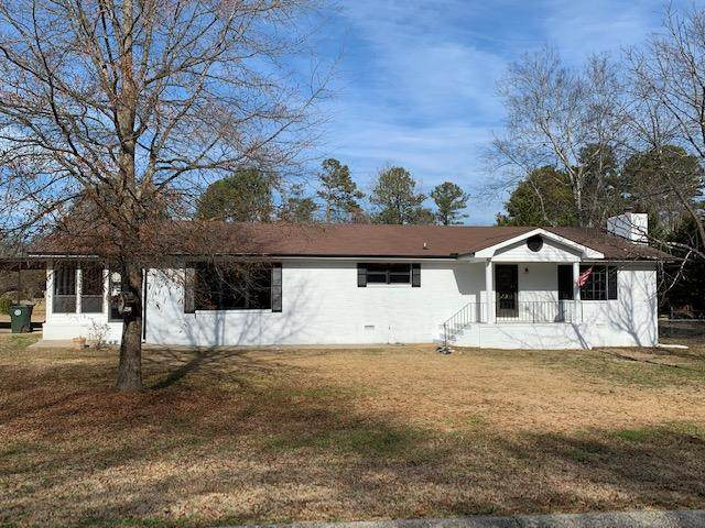 1218 Musket Tr, Fort Oglethorpe, GA 30742 (MLS #1328680) :: The Edrington Team