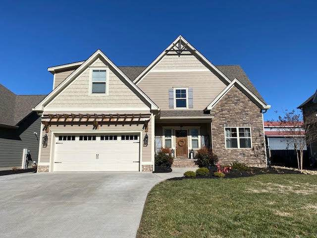 2620 NW Middleton Ln, Cleveland, TN 37312 (MLS #1329697) :: The Jooma Team